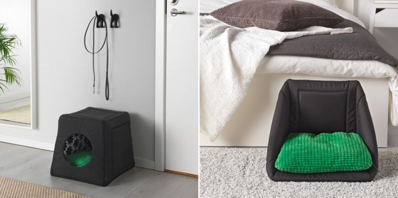 Ikea Releases Its Very First Lurvig Pet Furniture Line