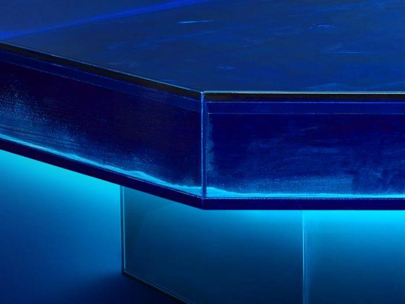Illuminatus Table by Conor Mcreedy