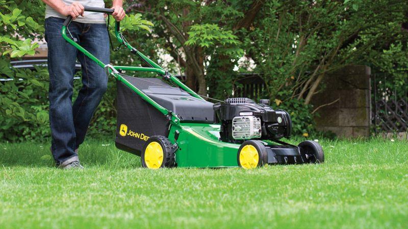 Lawn equipments