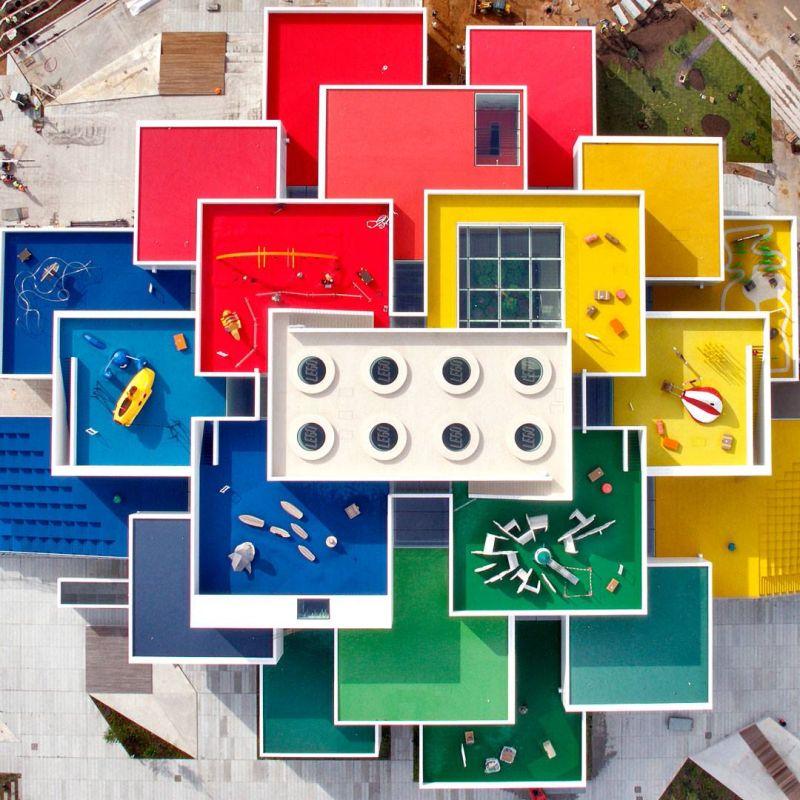 Lego House Public area terraces