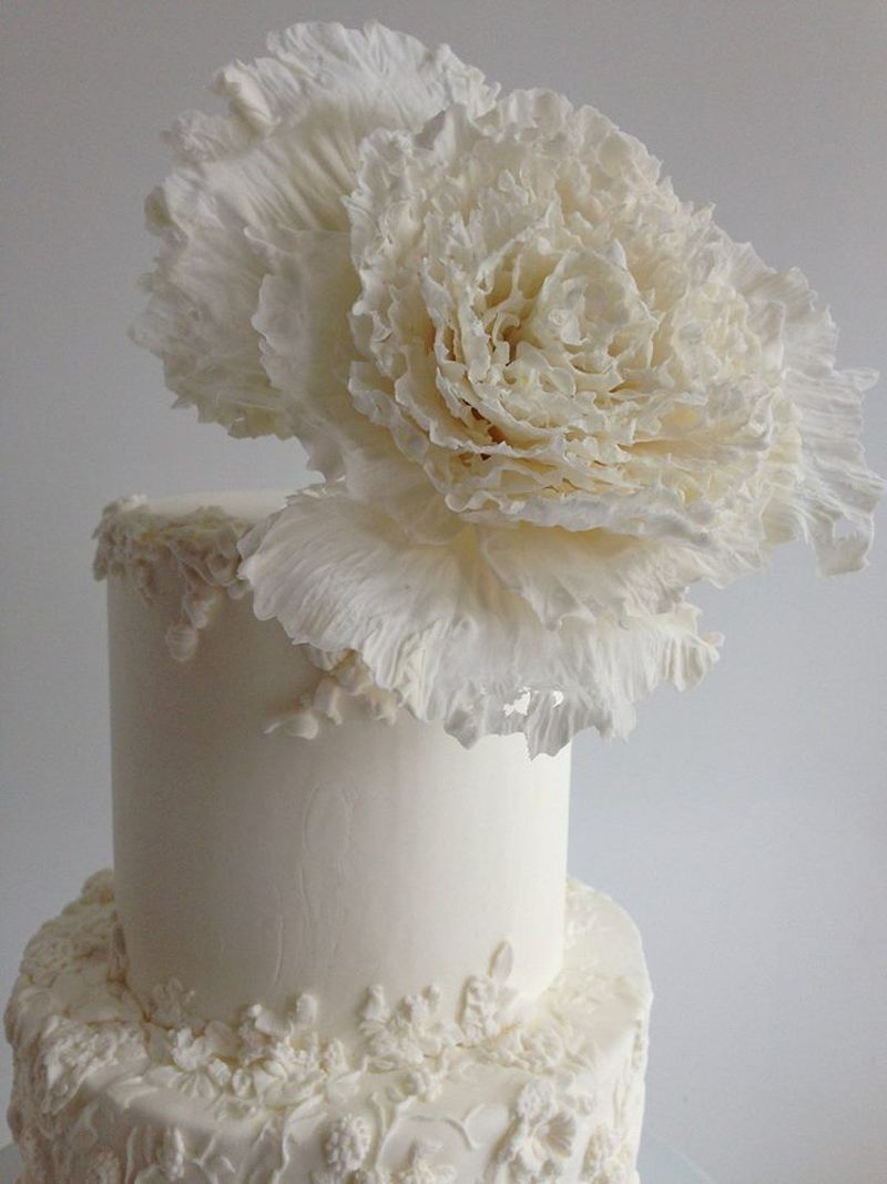 Maggie Austin's realistic floral cakes
