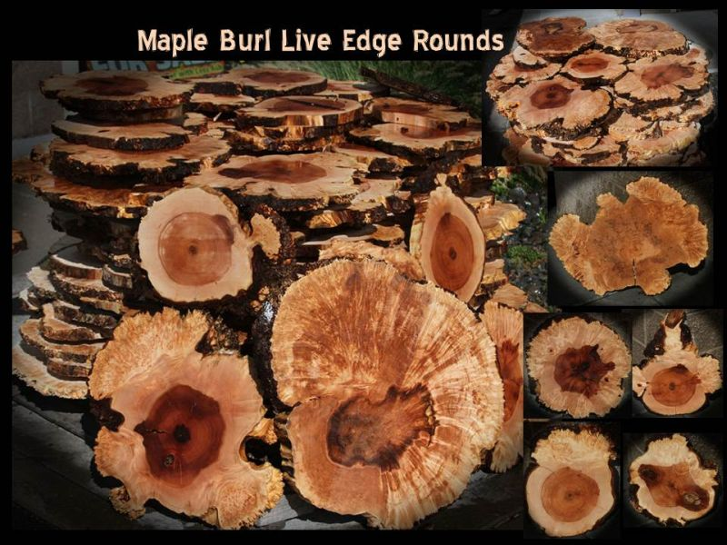 Trendy Live Edge Furniture Brings Nature S Beauty To Your Home