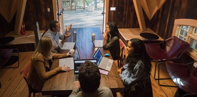 Microsoft Treehouse Workspaces