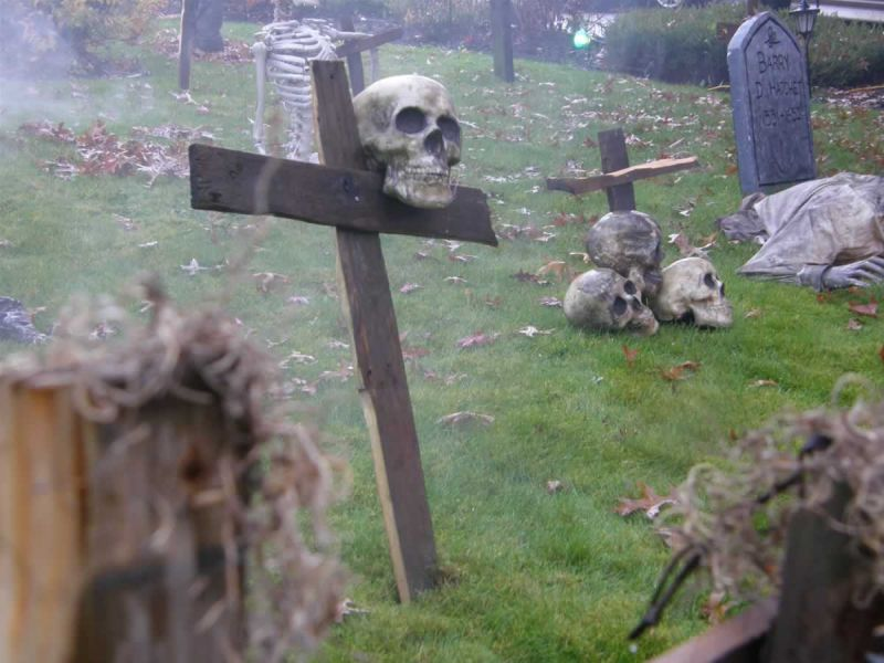 Pallet Wodo Graveyard