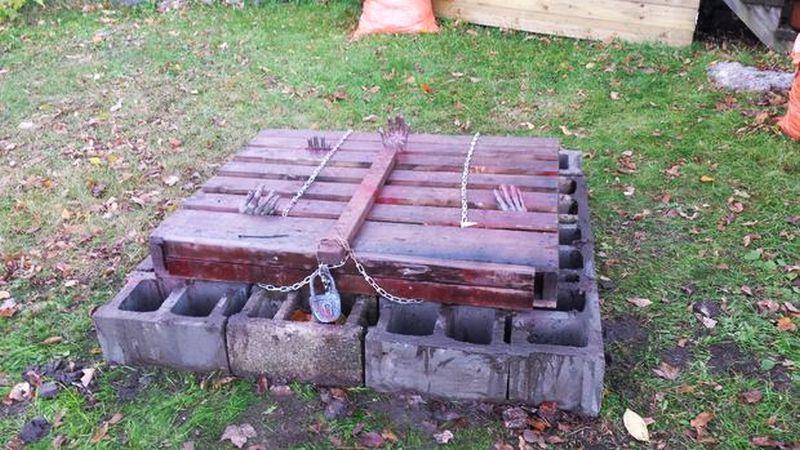 Pallet Zombie Pit