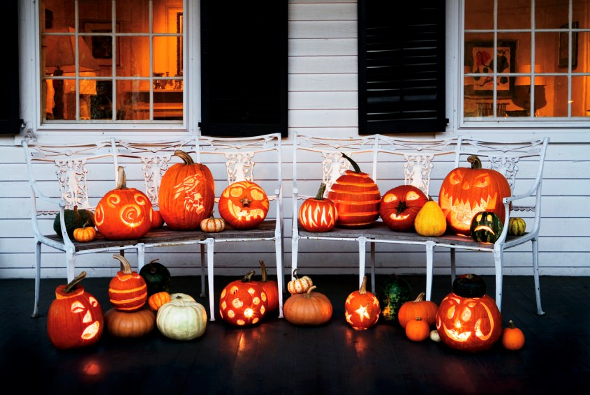 Quick Halloween decorating tips