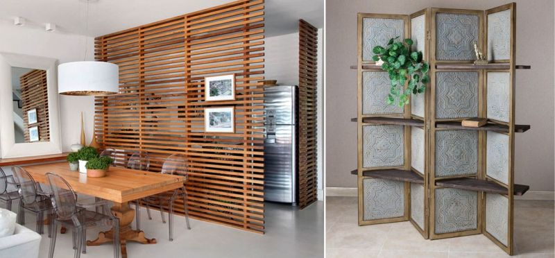 Room dividers for apartments