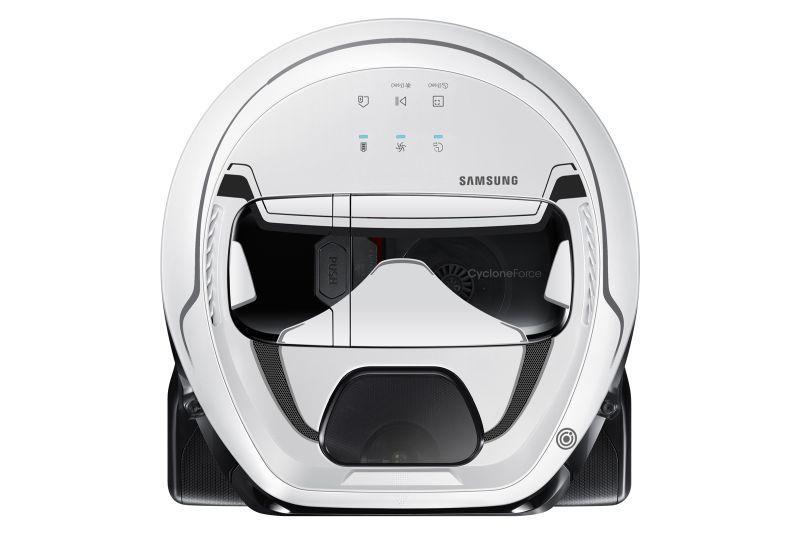 Samsung Powerbot Stormtrooper vacuum cleaner