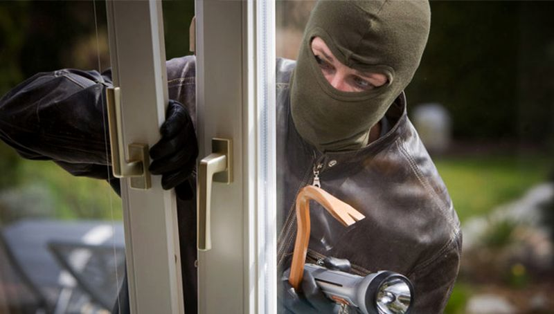 Secure your house windows