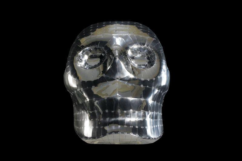 Skull Chair by Koro Fujiwara