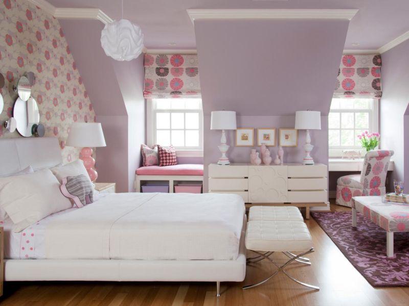 Small room wall idea