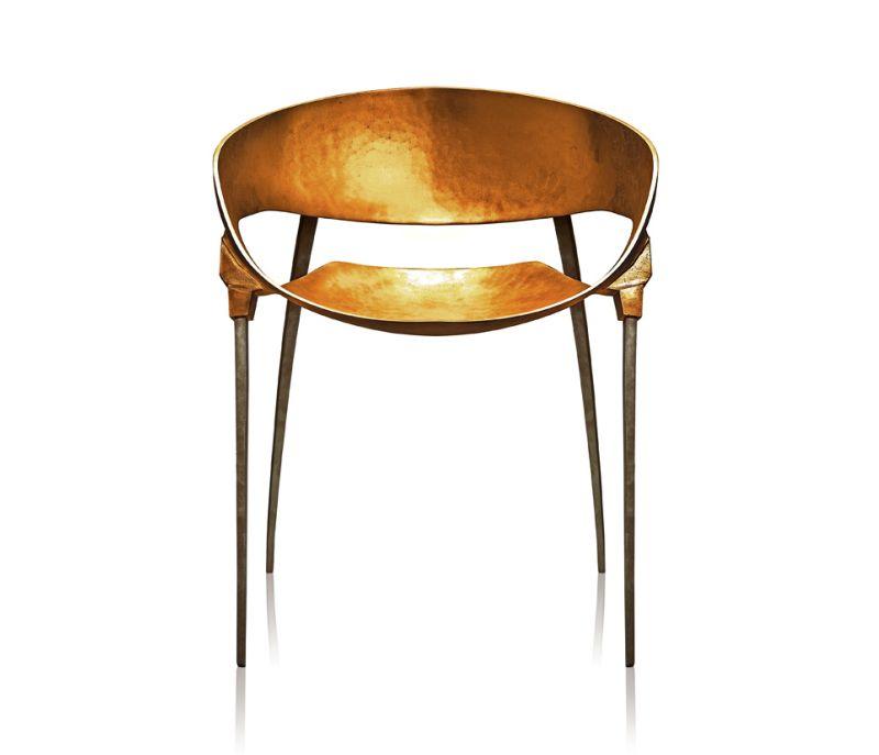 Sputnik Chair Harow Apollo 11 Table by Harold Sangouard