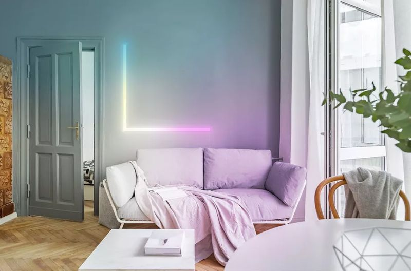 Tiny room lighting from Lifx
