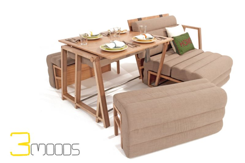 Mutli-functional furniture