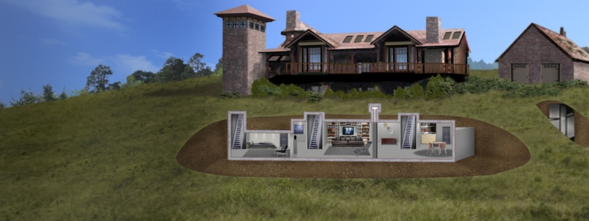 Doomsday Bunker Homecrux