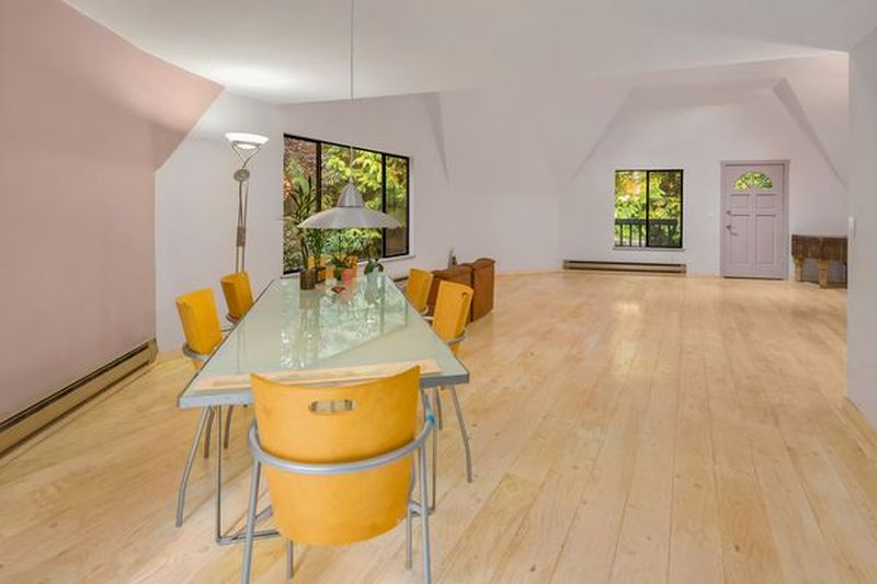 Vashon Geodesic Home