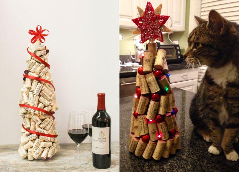 15 Easy Diy Christmas Decoration Ideas For Home