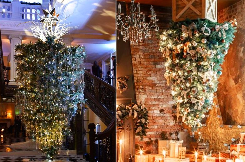 Best Upside down Christmas Tree ideas