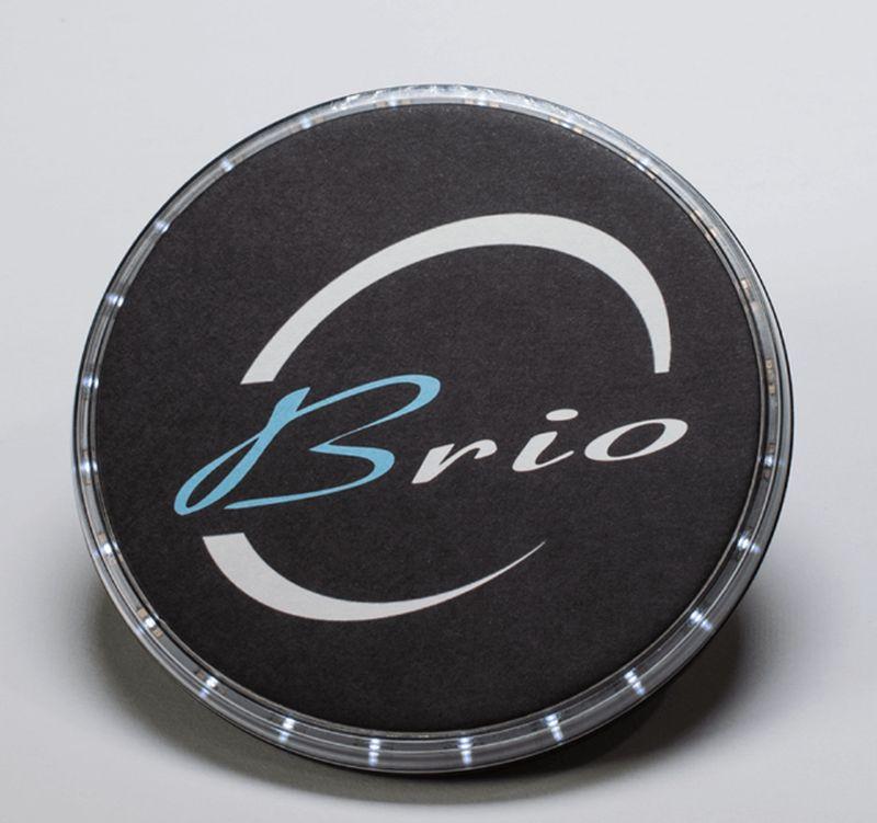 Brio smart coaster