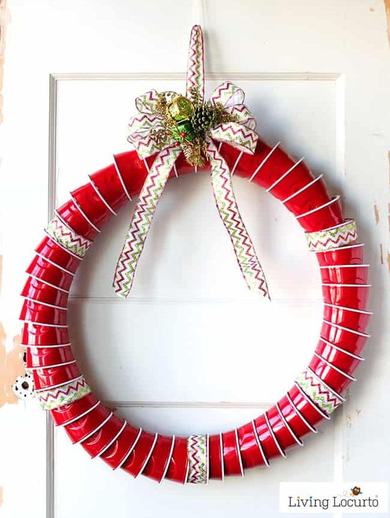 40 Easy Diy Christmas Decorations For Home You Ll Adore