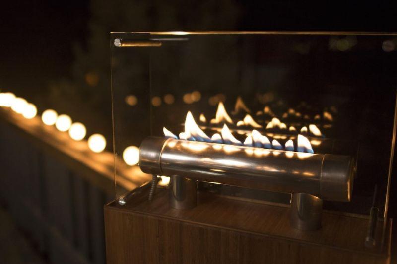 Fireside Audiobox by Heinrich Rubens