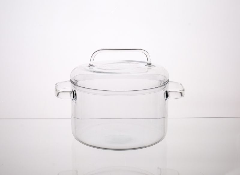 Huy Pham's Fority glass cooking pots are safe for you
