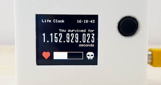 Parse error's life clock