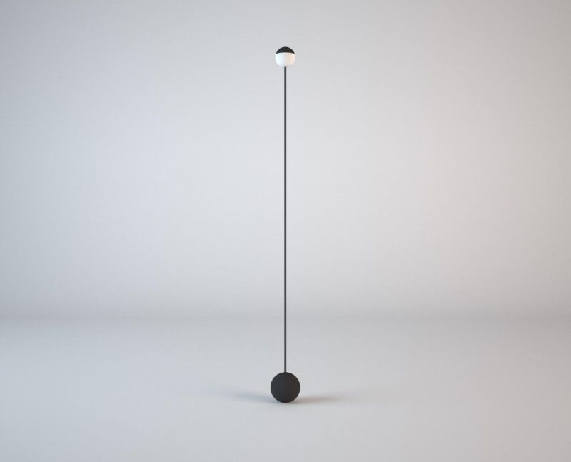 Nick Rennie designs Sway floor lamp for Made By Pen