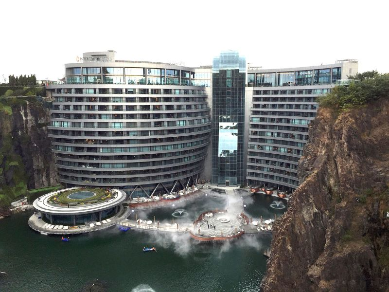 Shimao Wonderland Intercontinental Quarry Hotel