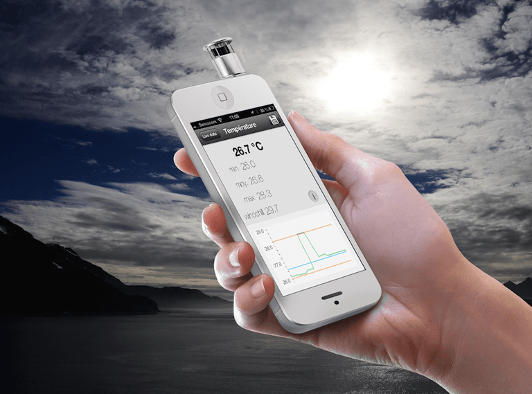 Skywatch Windoo weather station