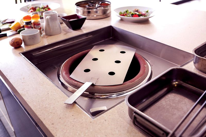 Tandoor-I: The world's first fully integrated home tandoor