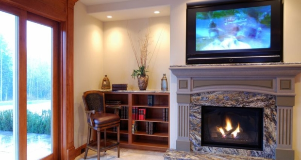 Tips to mount TV over Fireplace-8