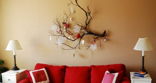 Tree Branches Wall Decor Art