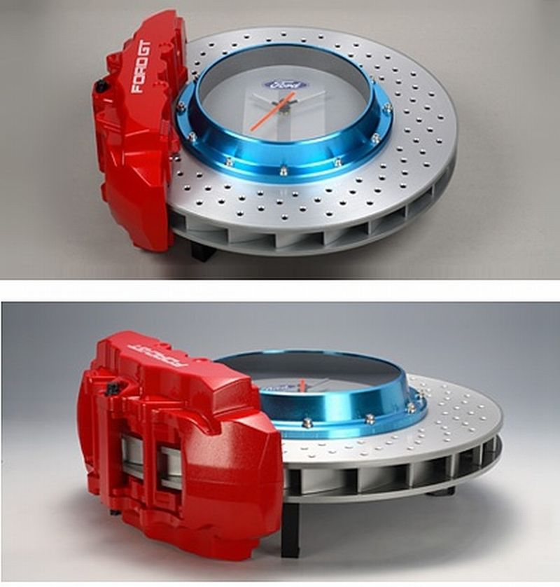 Wall clock for car lovers-2