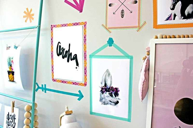 How to decorate walls without pictures