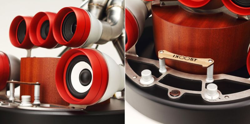 Woofer for car lovers