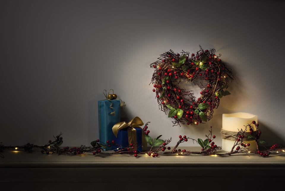 Aldi's christmas collection
