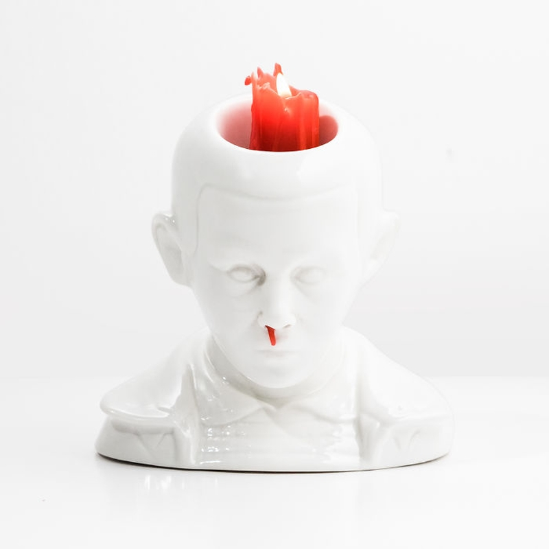 eleven bleeding nose candle by firebox