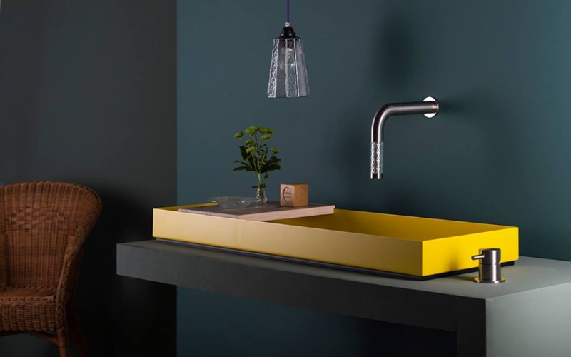 Mina s recycled high end faucets you will love for Mina s kitchen