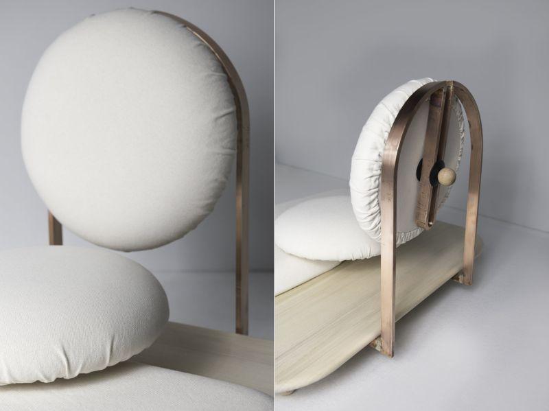 Asana Ground Chair by Mario Milana-2