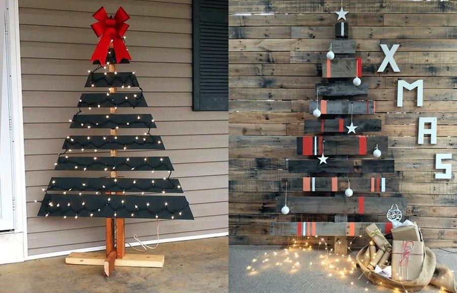 Alternative Christmas Trees.20 Alternative Christmas Tree Ideas To Try This Year