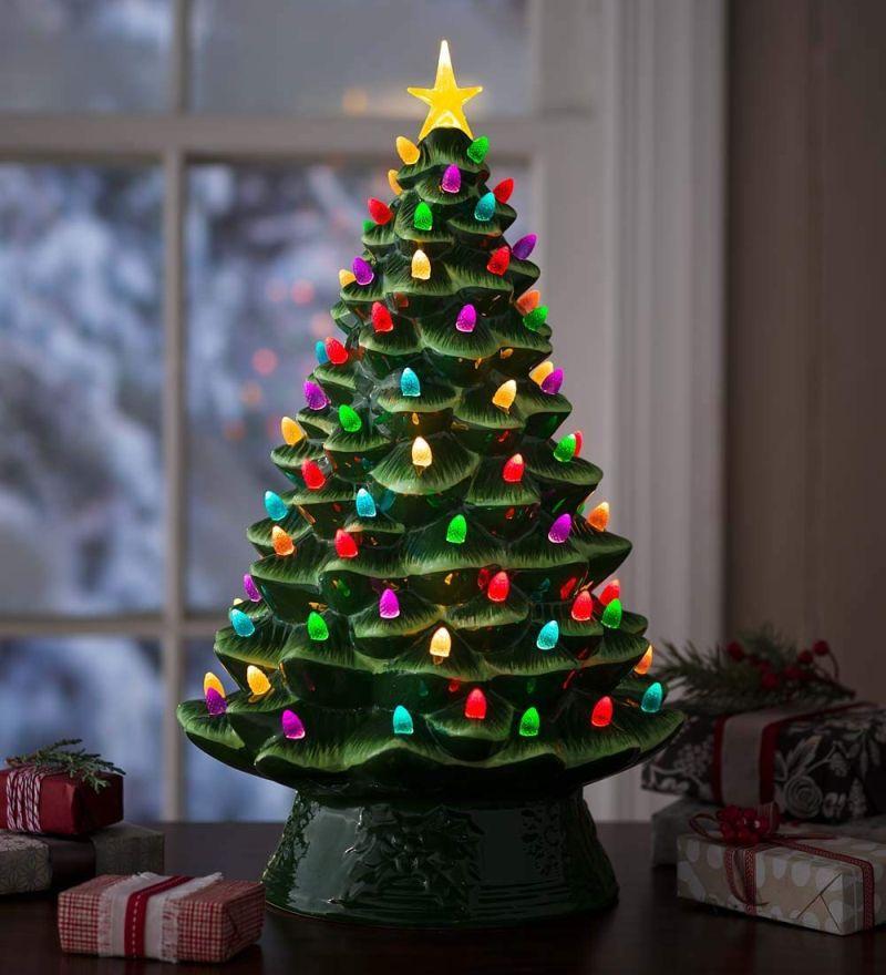 Christmas Tree Inspiration 2017: 20+ Alternative Christmas Tree Ideas To Try This Year