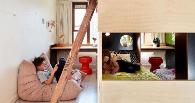 Custom Bunk Bed Splits