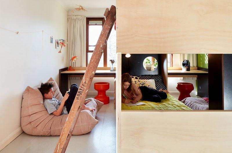 Custom Bunk Bed Splits