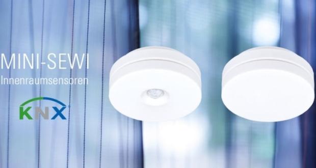 Elsner Elektronik's KNX-based indoor climate control sensors