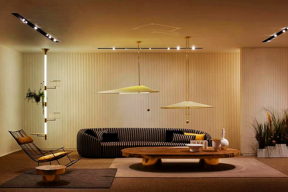 fendi exhibits welcome living room furniture collection at