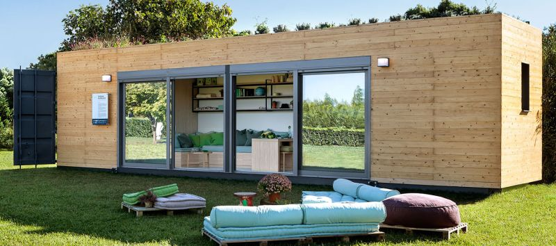 Modular Shipping Container Homes By Cocoon Modules