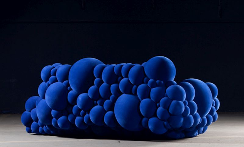 Mutation sofa by Maarten De Ceulaer
