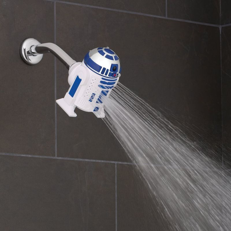 Star Wars R2-D2 showerhead