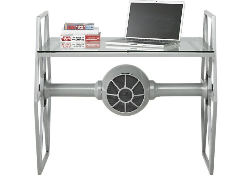 Star Wars Tie Fighter desk